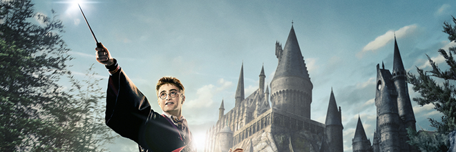 Harry Potter at Universal Orlando Resort