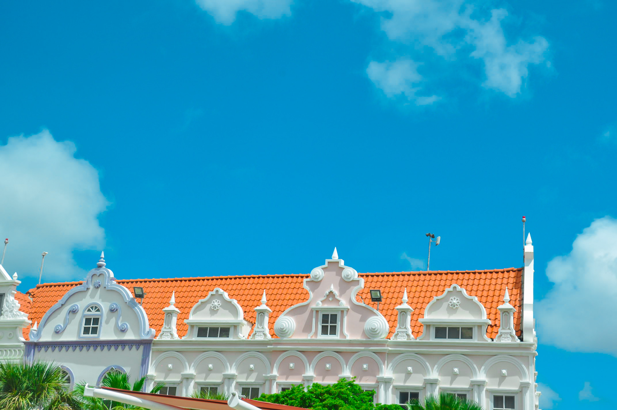Oranjestad, translated as orange town from Dutch, has been the capital of Aruba since 1797. Brought to you by JetBlue Vacations.